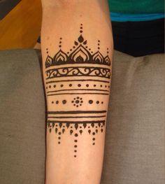 • wrist • tattoo • mehndi • dot work •