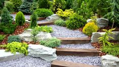 Garden Attractive Cute Small Japanese Garden Design Inspiration With Lovely Decor Astounding Japanese Small Garden Inspiration - Design Ideas Picture Inspiration Decorating Ideas Remodeling Architecture Garden Paths, Japanese Garden Design, Rock Garden Design, Backyard Garden, Cottage Garden Design, Japanese Garden, Outdoor Gardens, Backyard, Garden Steps