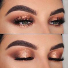 55 Best Eye Makeup Looks – Dramatic Eyeliner, Shadow, Mascara Eye Makeup Glitter, Sexy Eye Makeup, Dramatic Eye Makeup, Eye Makeup Steps, Makeup Eye Looks, Beautiful Eye Makeup, Eye Makeup Art, Dramatic Eyes, Natural Eye Makeup