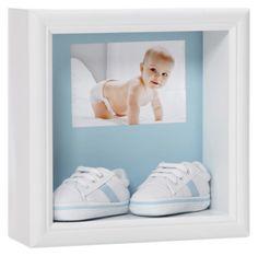 Bilderrahmen für Babys erste Schuhe