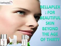 After 30, the skin's ability to renew itself slows down. This gives you a duller complexion.