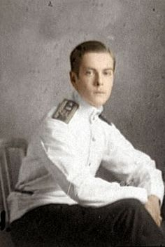 Prince Vladimir Pavlovich Paley (1897 – 1918) was born Vladimir von Pistohlkors in Saint Petersburg, Russia. His parents were Grand Duke Paul Alexandrovich of Russia, the son of Emperor Alexander II, & his father's mistress, Olga Valerianovna Paley, who was then still married to her first husband. In 1902, Grand Duke Paul wed Olga morganatically. In 1915 Olga was created Princess Paley by Nicholas II, making Vladimir a prince.  He was brutally murdered by the Bolsheviks with his cousins in…