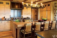 Seven Stunning Modern Farmhouse Kitchens Photos   Architectural Digest
