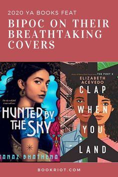These 2020 YA books featuring BIPOC on the cover are giving us covers as breathtaking as the stories inside. YA | YA books | YA books by BIPOC | diverse YA books