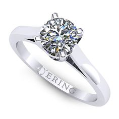 Inel logodna L78ADI inel cu diamant