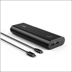 Anker PowerCore+ 20100mAh Power Banks for iPhone 8, 8 Plus and iPhone X