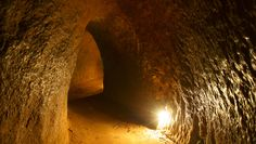 Chu Chi Tunnels are part of a massive war museum that offers a sneak-peek at the underground life of Vietnamese soldiers back in 1948.      #Cuchitunnel #hochiminhcity #Destination  #cuchitunneltours #hochiminhcitytours