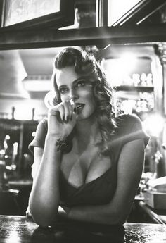The Top Plus Models of 2012... Robyn Lawley.