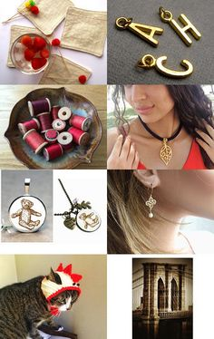 September finds  by Chen Fuchs on Etsy--Pinned with TreasuryPin.com