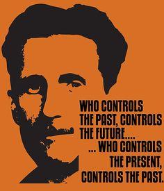 libros que debes leer George Orwell 1984