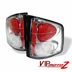New Replacement Taillight Chrome-Trim LH FOR CHEVROLET S10 /& GMC S15 /& SONOMA