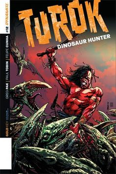 #Turok Dinosaur Hunter Vol 2 #12 Cover A Regular Bart Sears Cover - Midtown Comics