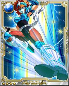 Saint Seiya - Silver Saint Eagle Marin