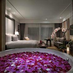 Perfect honeymoon suite = perfect honeymoon! Photo by @thenaiharnphuket #thenaiharnphuket