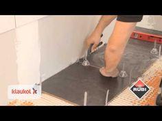 Video-Colocación de Porcellanato-Nuevo sistema de nivelación