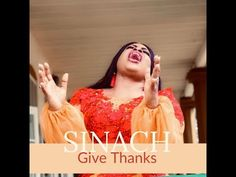 """Veteran Nigerian gospel singer, [tag]Sinach[/tag] releases a brand new thanksgiving song titled '[tag]Give Thanks[/tag].' [tag]Sinach[/tag] posted: """"Give thanks in everything; for this is God's will for you in Christ Jesus. Top Worship Songs, Praise And Worship, Celebrity Gist, Celebrity News, Download Gospel Music, Listen Download, Thanksgiving Songs, Spiritual Songs, Praise Songs"""