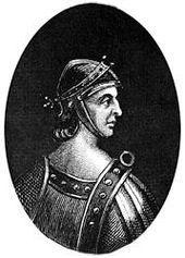 Harold Harefoot (1015 - 1040). Son of Cnut the Great and Ælfgifu of Northampton. He became King of England.