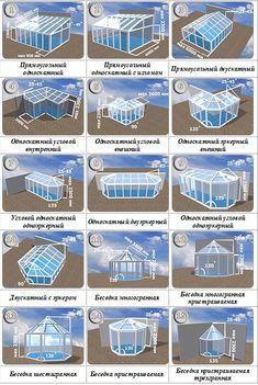 Зимний сад изготовление в Петербурге