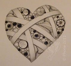 I love zentangle!