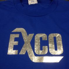 Distressed Foil T-Shirt