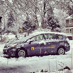 #winter #snow in the #hamptons