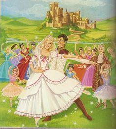 Barbie in the 12 Dancing Princess