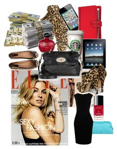 something for 2012 by victoriaamadatova on Polyvore featuring мода, Coast, Sam Edelman, MANGO, Mulberry, Anya Hindmarch, Alexander McQueen, Chanel and FiloFax