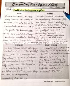 Sample Literary Analysis Essay High School