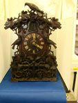 Cuckoo Clock | Black Forest Victorian Mantel Clock |