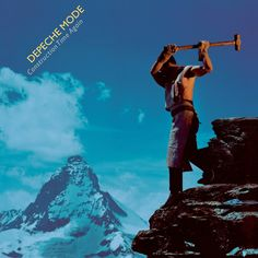 Depeche Mode - Construction Time Again.