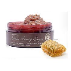 SKIN79 Sweet Honey Sugar - Peeling do twarzy i ciała
