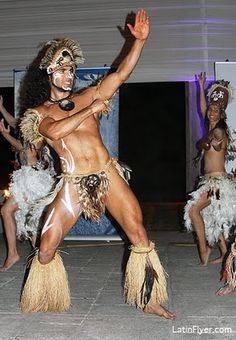 Rapa Nui Male Dancers - Bing Images