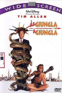 Watch Jungle 2 Jungle Full Movie Online