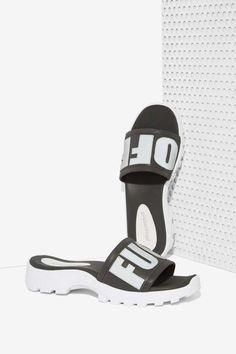 Aldama Slide Sandal ==