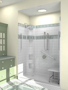 Handicap Bath Tubs And Showers | handicap showers made in the usa free shipping on shower packages best ...