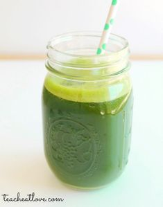 Here is a sample recipe that comes from Carly Brien of the famed Los Angeles based Press Juicery. Try it for some fresh squeezed green juice inspiration.