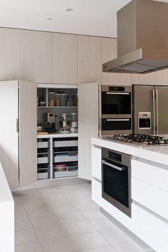 Luxury Modern Kitchen Design Ideas 70