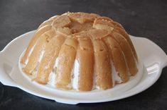 "Charlotte ""Pschitt"" à l'ananas (Tupperware) - Les petits plats de Patchouka La charlotte de ma Maman..."