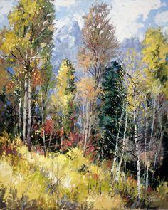 Teton Autumn
