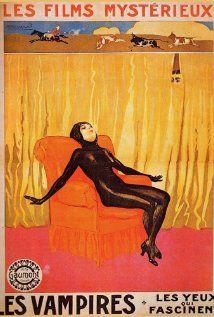 11. Les vampires (1915), dir. Louis Feuillade