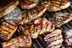 THE BEST STEAK MARINADE: Butter with A Side of Bread