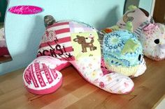 Baby Memory Bear - turn your child's baby clothes into a stuffed animal instead of a bulky quilt