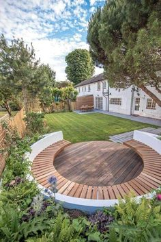 Numerous homeowners are looking for small backyard patio design ideas. Those designs are going to be needed when you have a patio in the backyard. Many houses have vast backyard and one of the best ways to occupy the yard… Continue Reading → Small Herb Gardens, Small Backyard Gardens, Backyard Patio, Outdoor Gardens, Pergola Garden, Backyard Ideas, Patio Ideas, Landscaping Ideas, Garden Decking Ideas