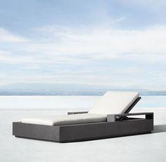 Marbella Aluminum Chaise
