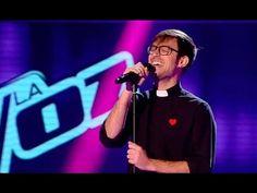 Padre Damián | Joven sacerdote sorprende en La Voz España interpretando ...