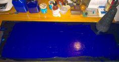 Bleu Outremer Clair