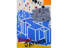 """""""Zoom Japonés"""", Miguel Fructuoso painting. For sale at http://coon-art.com"""