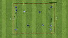 Attacking Wall Passes - 2. EXERCISE 2 by David Baird (twitter @DavidBairdSC) Thanks to TacticalPad Enjoy and Share! #1day1video Full description, training session and PDF: https://tacticalpedia.com/attacking-wall-passes-2-exercise-2/?ref=DavidBairdSC&utm_campaign=coschedule&utm_source=pinterest&utm_medium=tacticalpedia&utm_content=Attacking%20Wall%20Passes%20-%202.%20EXERCISE%202