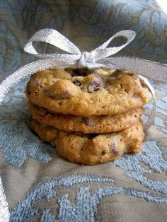Doubletree Chocolate Chip Cookies.. Best cookie recipe out there!