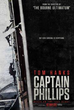 Captain Philips w Tom Hanks